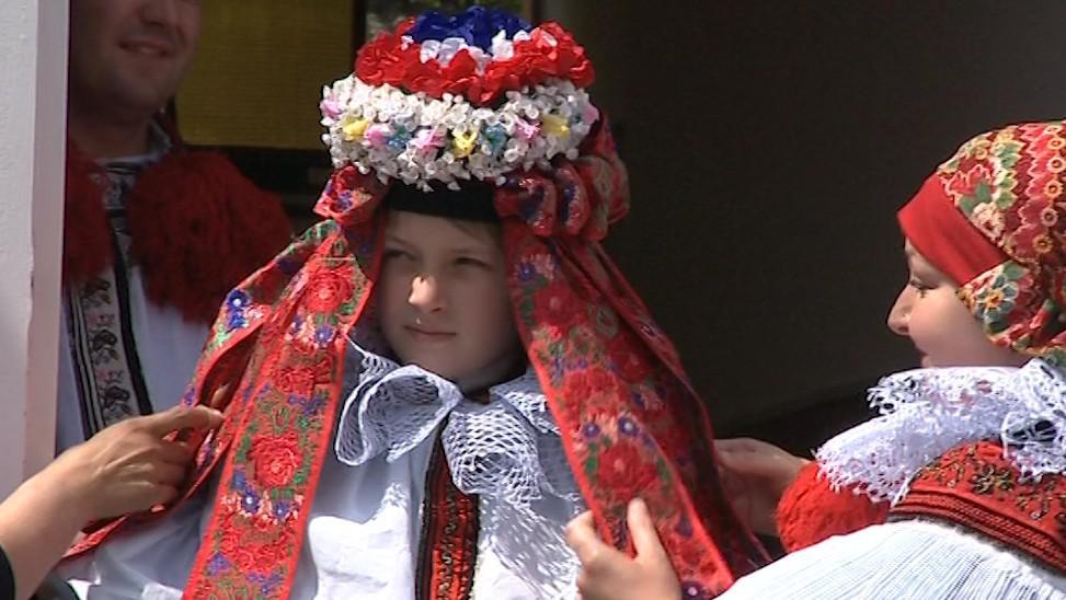 Vlčnovským králem roku 2013 se stal jedenáctiletý Ondřej