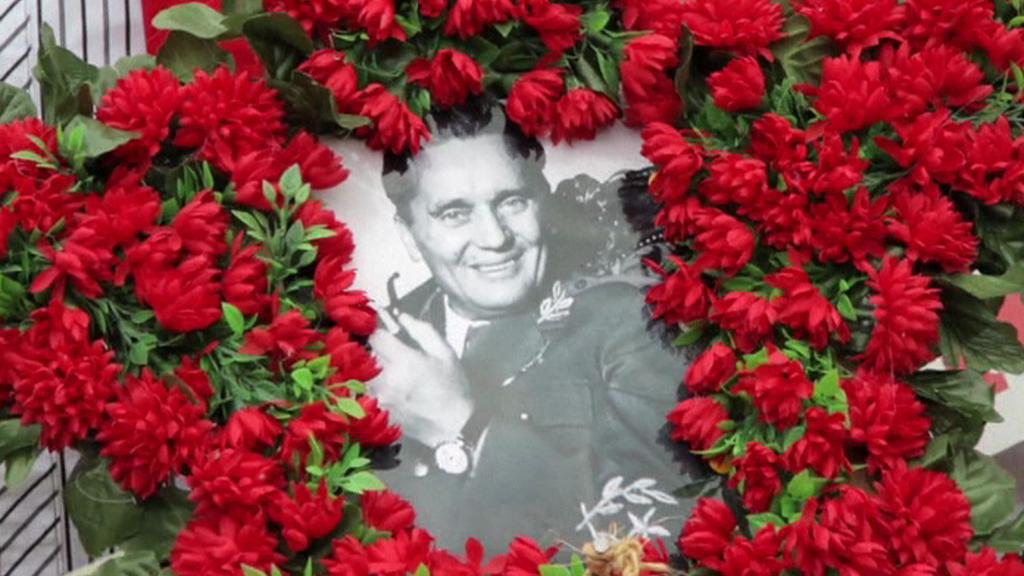 Vzpomínky na Tita a bývalou Jugoslávii