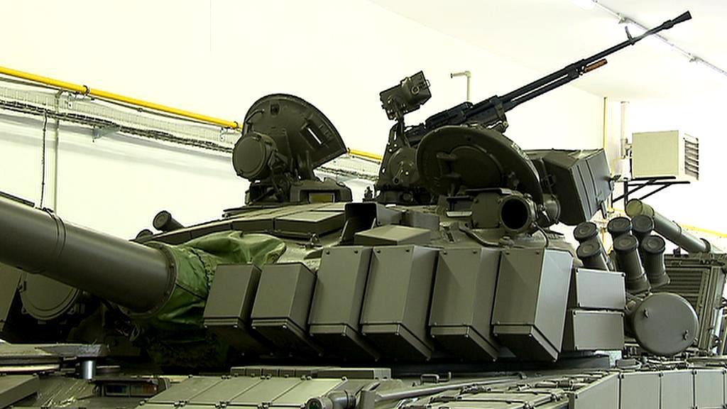 České zbraně