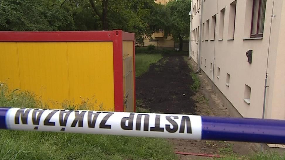 Neznámou látku našel muž ve Dvorské ulici v Brně