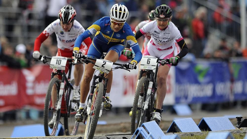 Závod žen v Novém Městě na Moravě