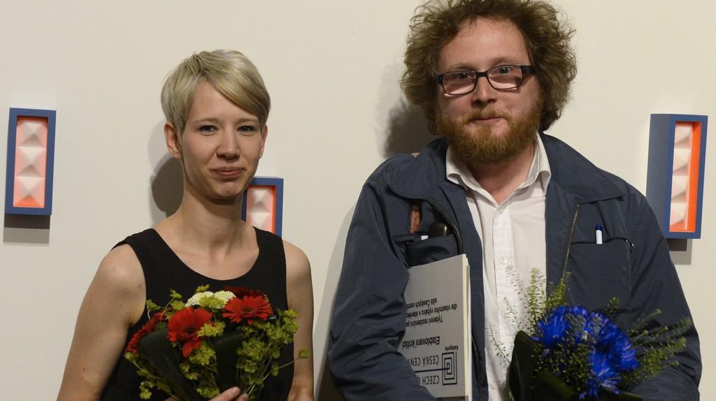 Tereza Jindrová a Ivan Mečl