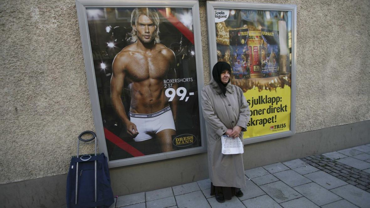 Předměstí Stockholmu