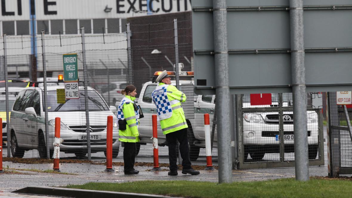 Na letišti Stansted přistálo nuceně pákistánské letadlo