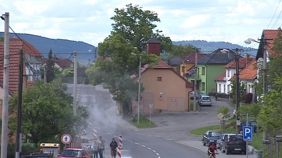 V Petrůvce žije zhruba 350 obyvatel