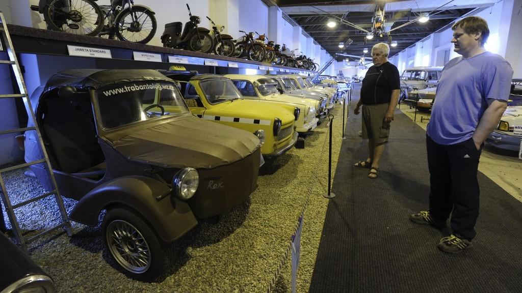 Automuzeum v Terezíně