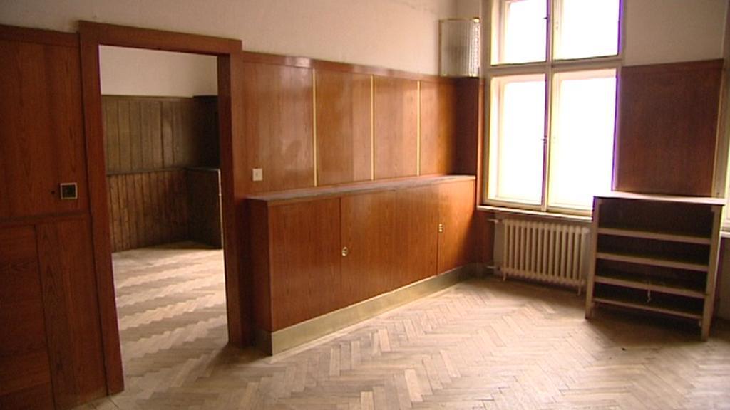 Loosův interiér v Plzni