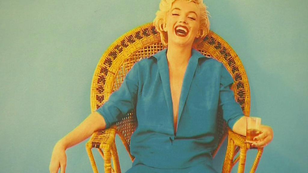 Ze sbírky fotografií Marilyn Monroe