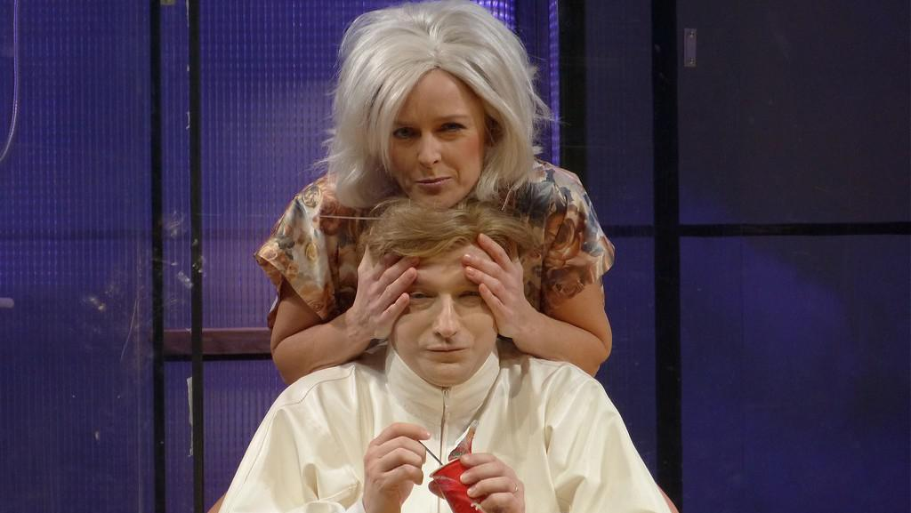 Henrik Ibsen: Eyolfek / Jan Vondráček a Lucie Trmíková