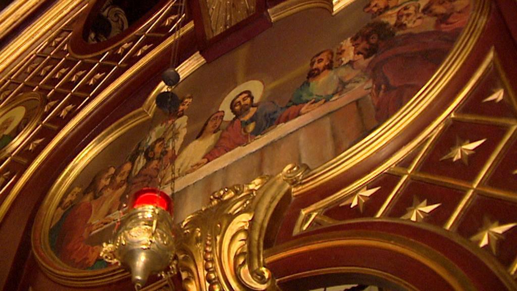 Pravoslavný chrám Cyrila a Metoděje v Praze