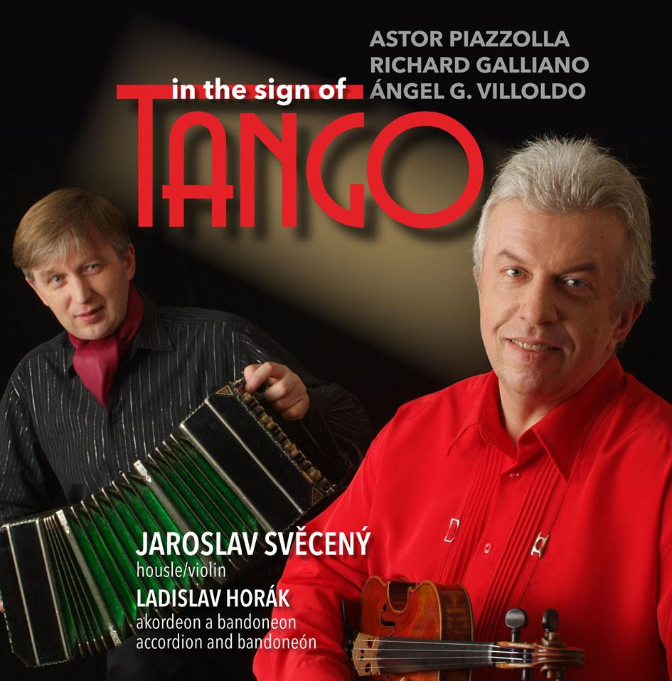 Jaroslav Svěcený - In the Sign of Tango