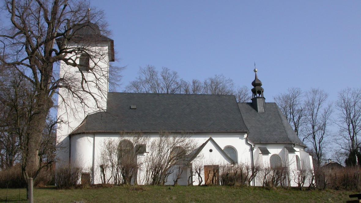 Kostel sv. Jakuba Spálov
