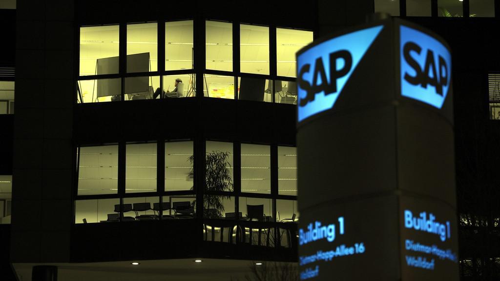 Německá společnost SAP