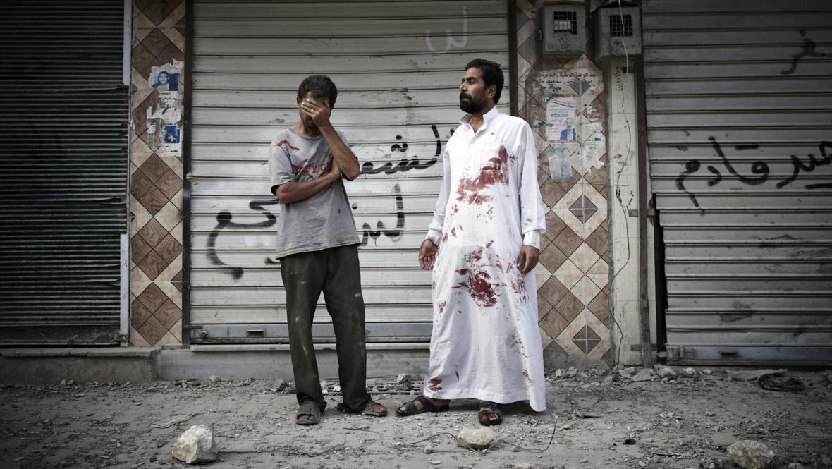 Občanská válka v Sýrii
