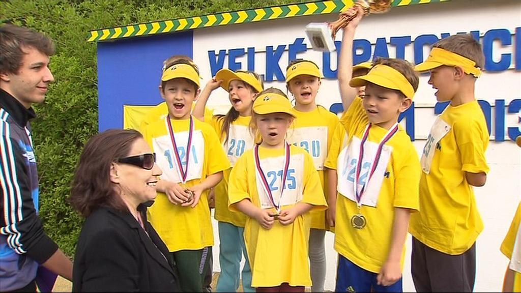 Olympiáda dětí a mládeže se ve Velkých Opatovicích konala letos po patnácté