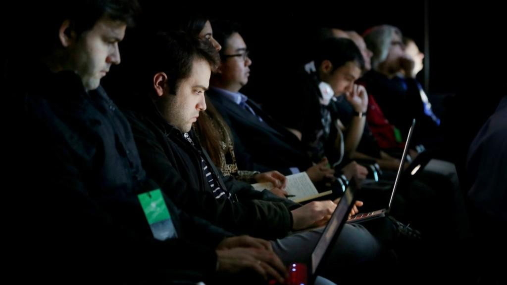Akce představení konzole Xbox One