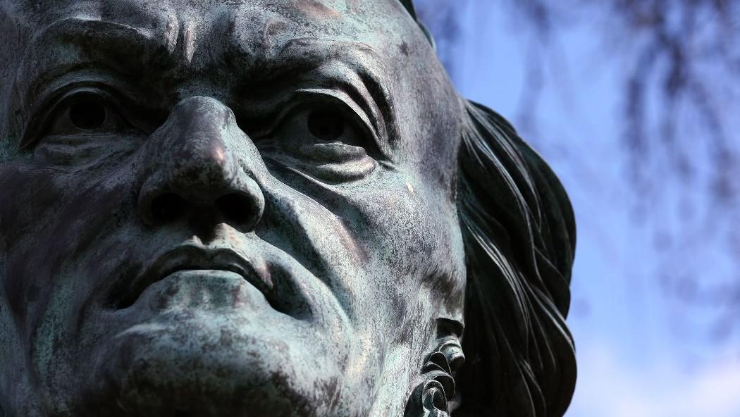 Pomník Richarda Wagnera v Bayreuthu