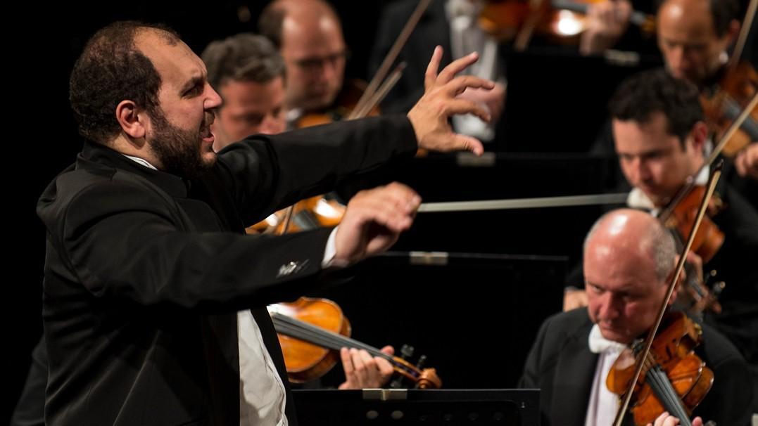 Koncert pod taktovkou Vahana Mardirossiana zahájil Janáčkův máj