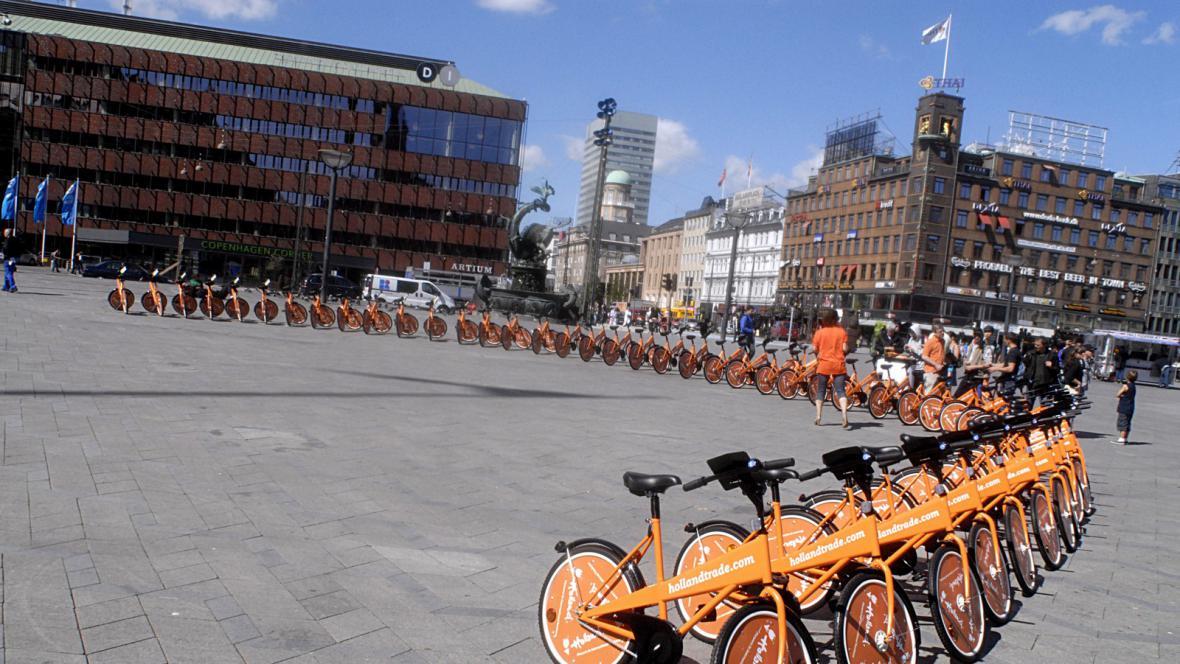 Cyklistika v Kodani