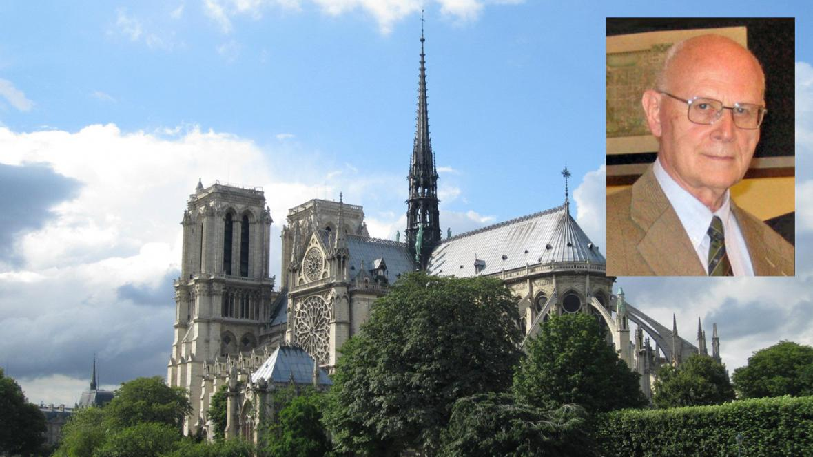 Dominique Venner se zastřelil v katedrále Notre Dame
