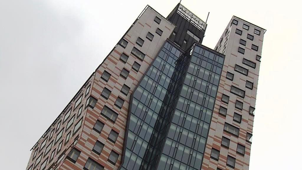 AZ Tower - nejvyšší budova v České republice