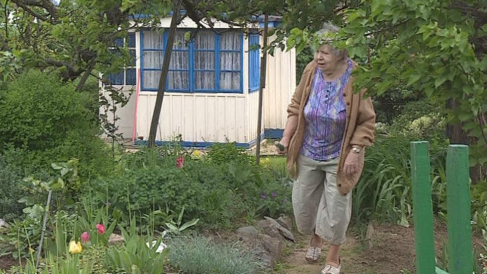 Paní Alena Kočková chodila na stejnou zahrádku už se svojí babičkou