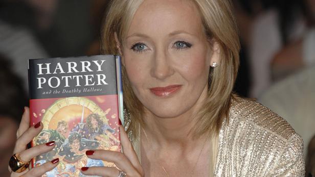 Joanne K. Rowlingová
