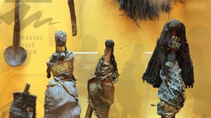 Africké sošky