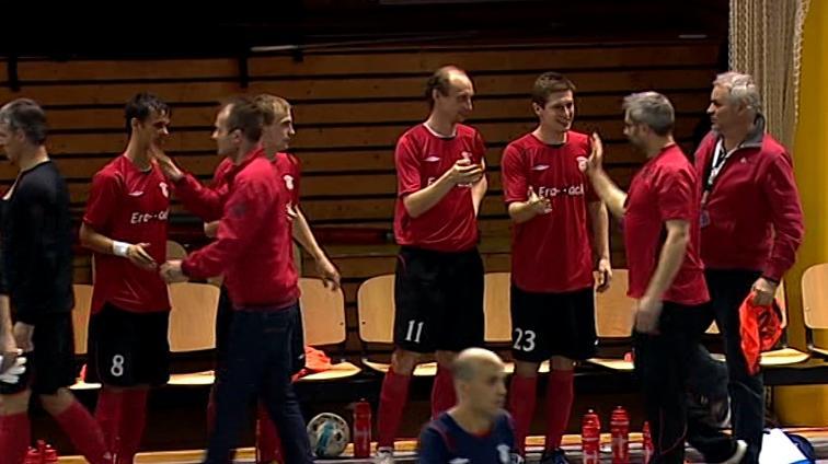 Futsalisté Chrudimi