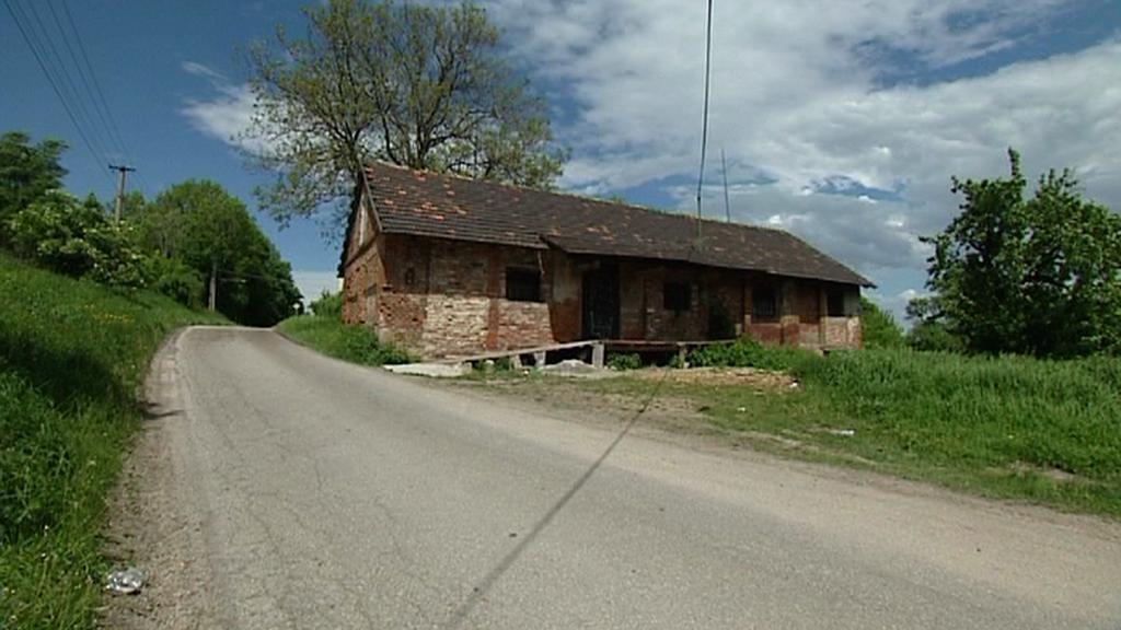 Dům, kde došlo k incidentu