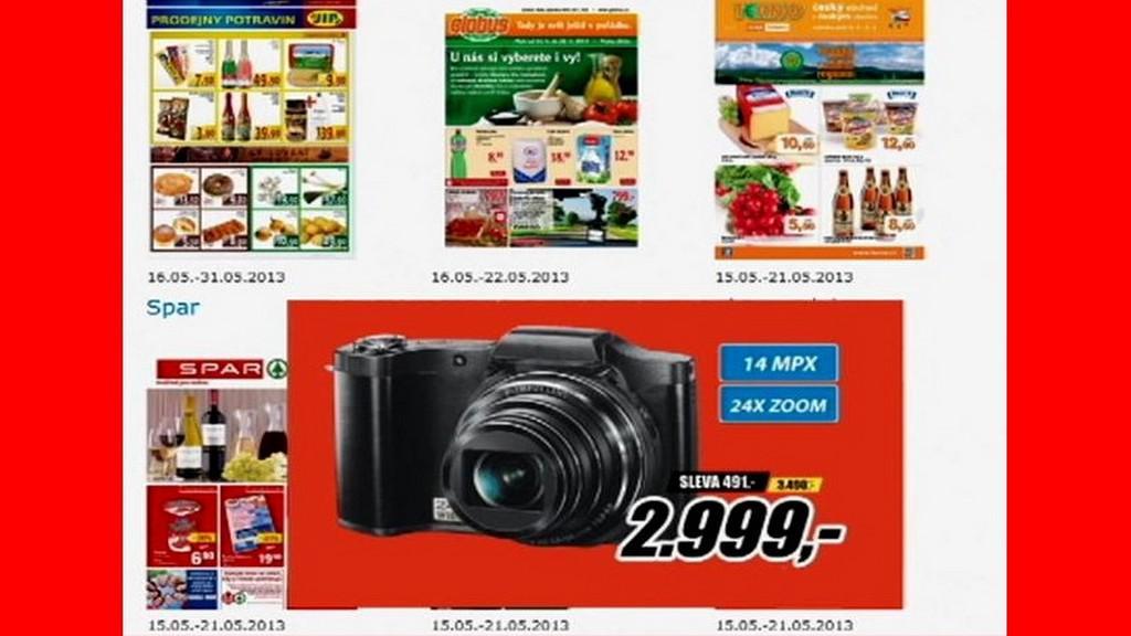 Web srovnávající ceny