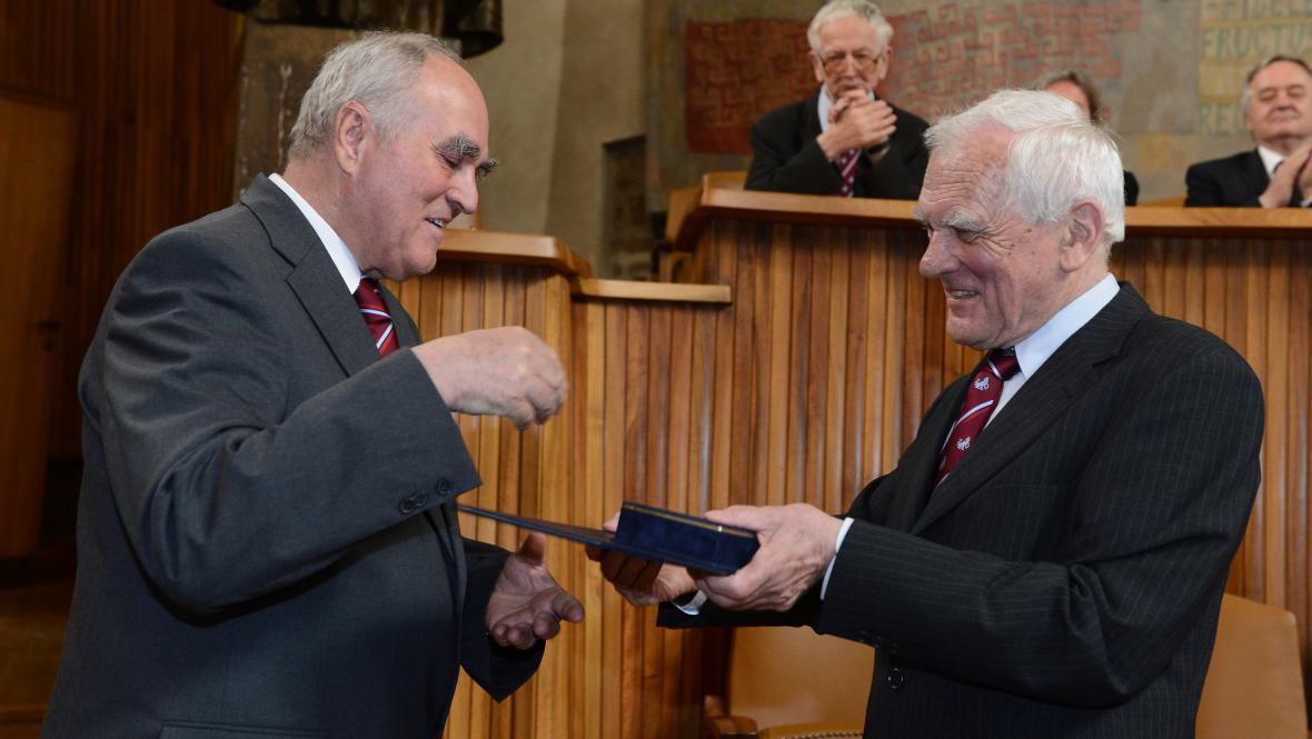 Aleš Pultr (vlevo)