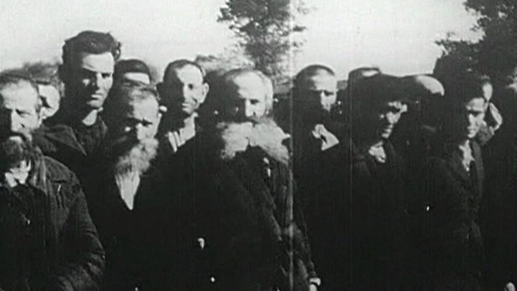 Předválečná židovská komunita ve Varšavě