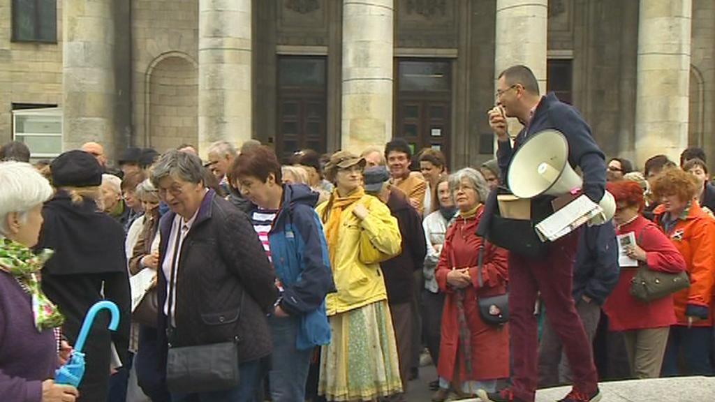 O procházky po stopách židovské čtvrti je ve Varšavě zájem