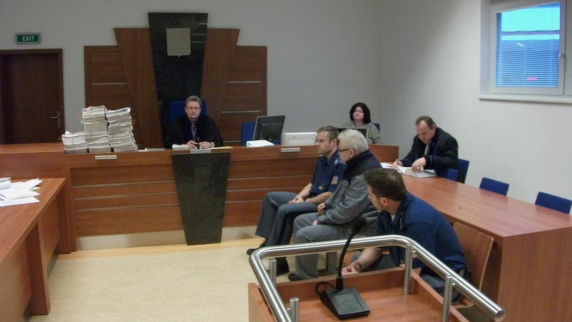 Roman Vaškůj znovu před soudem