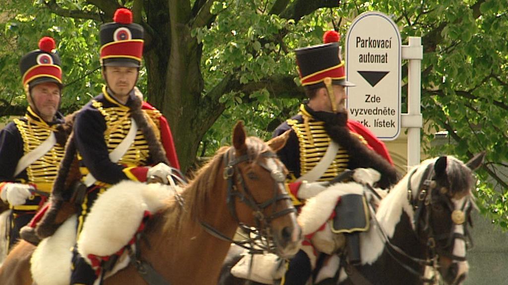 Připomínka napoleonské bitvy
