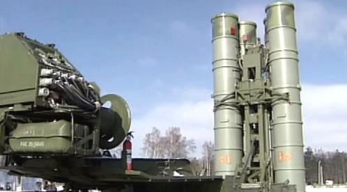 Protiraketový systém S-300