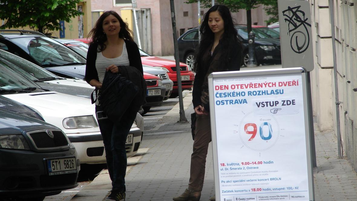 Den otevřených dveří v ČRo Ostrava