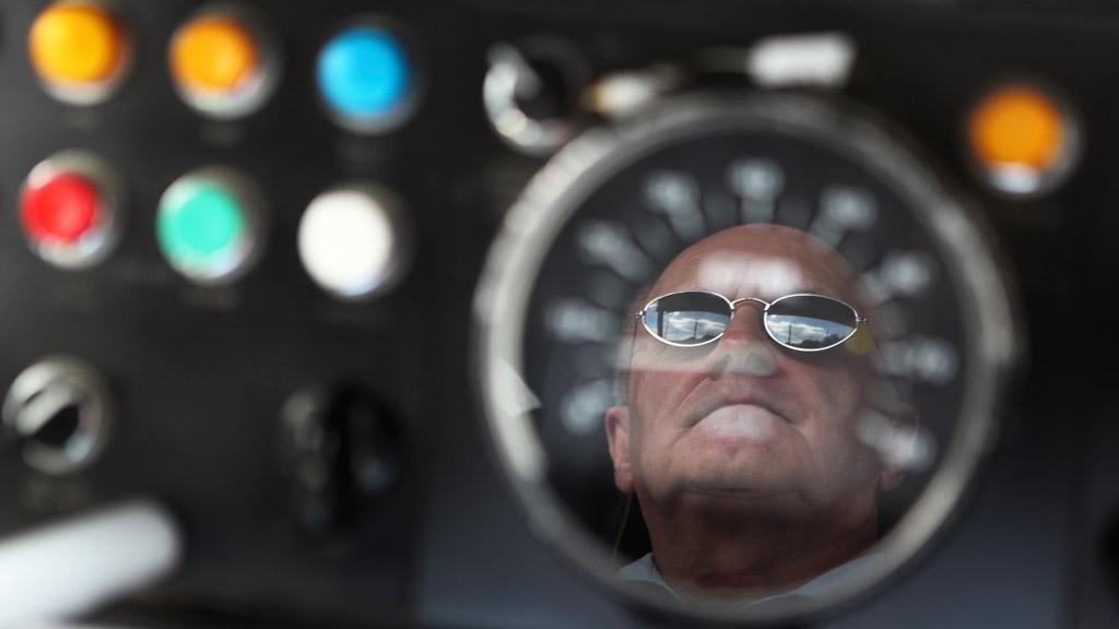 Poslední cesta řidiče Borka s jeho kačenou