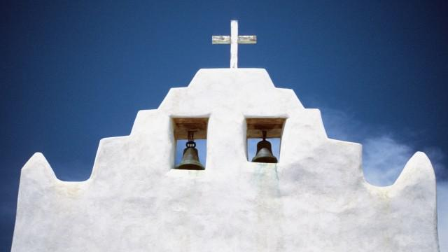 Kostel v Mexiku