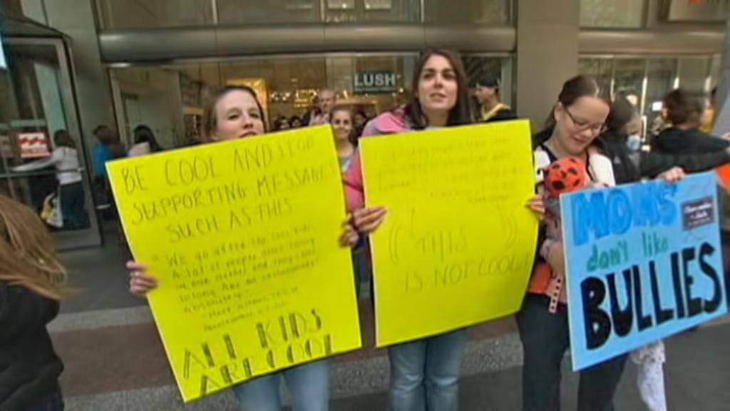 Výzvy k bojkotu Abercrombie & Fitch