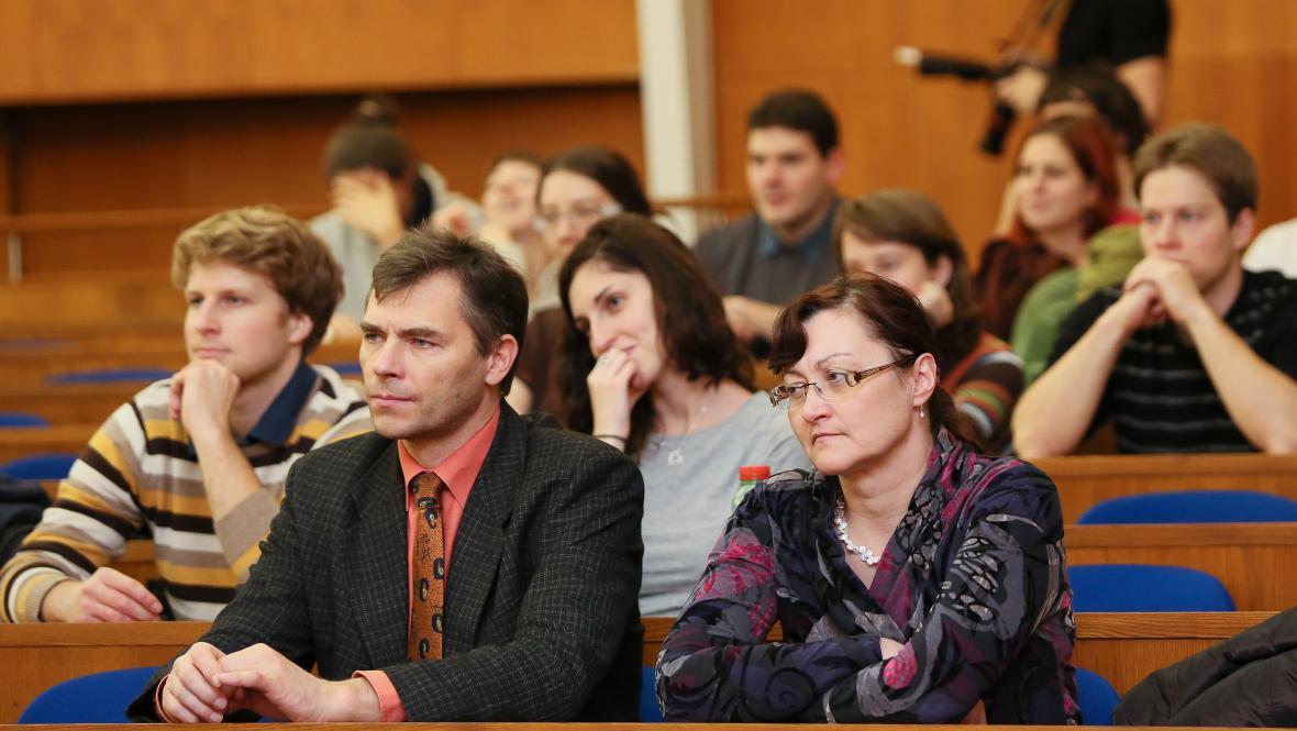 Přednáška Martina C. Putny