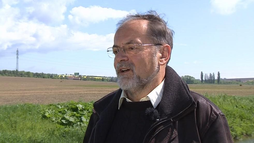 Jan Kudrna z Ústavu pozemních komunikací VUT v Brně
