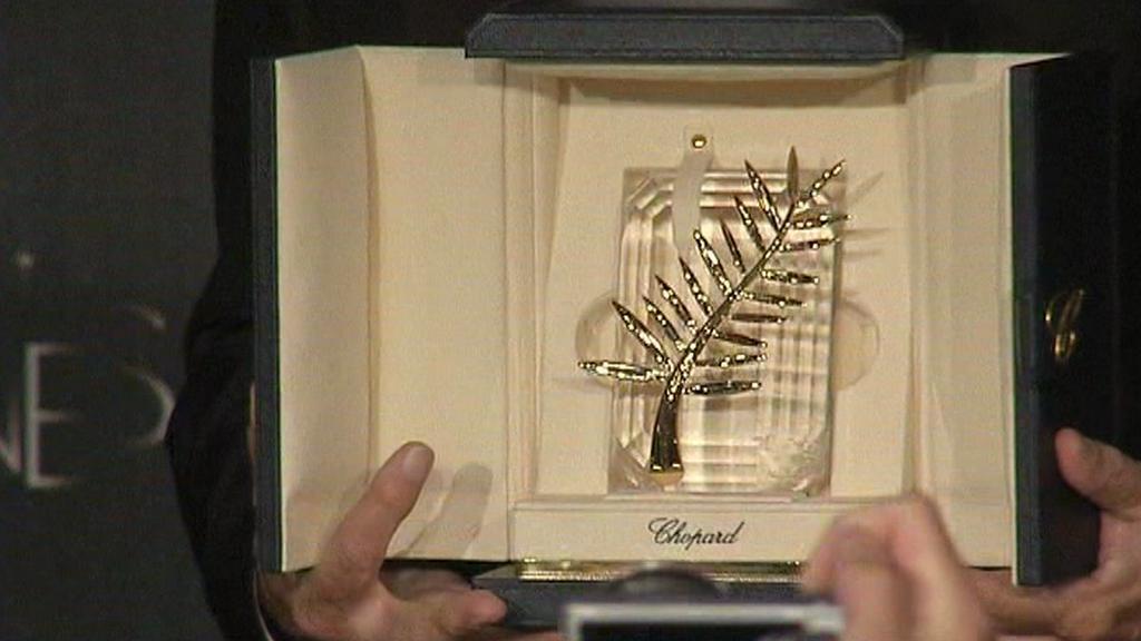 Zlatá palma - Cannes