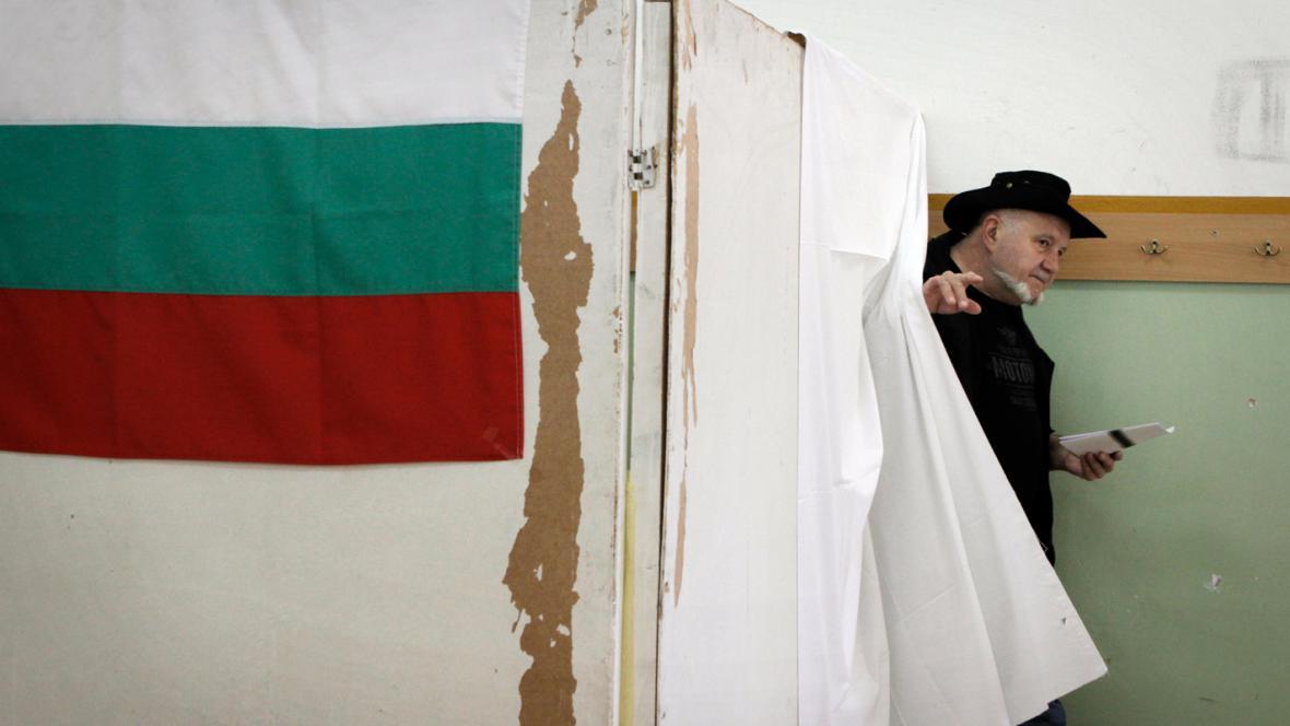 Parlamentní volby v Bulharsku