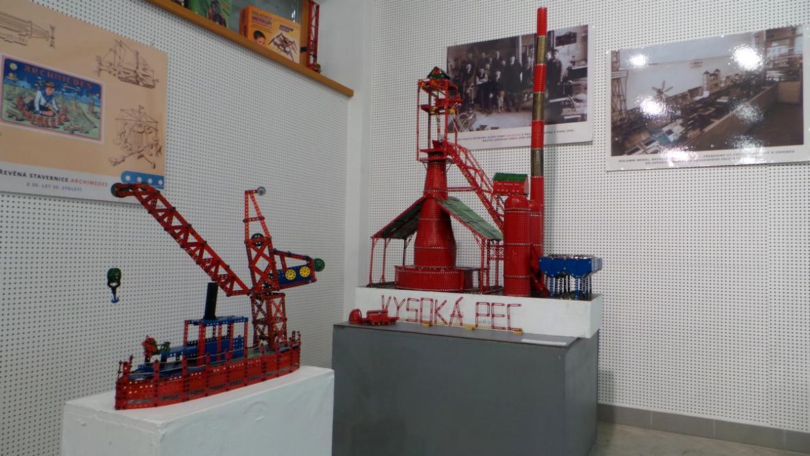 Výstava stavebnic Merkur v Břeclavi