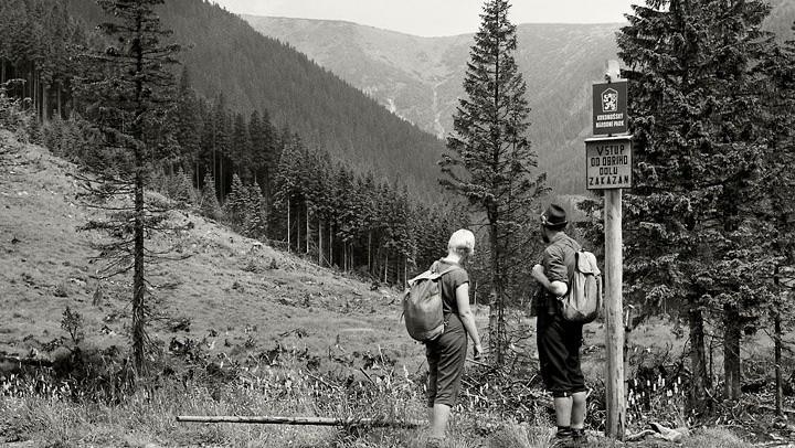 Počátky vyznačování státních přírodních rezervací v roce 1965