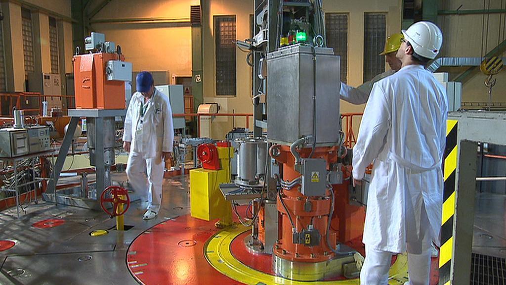 Reaktor v Řeži