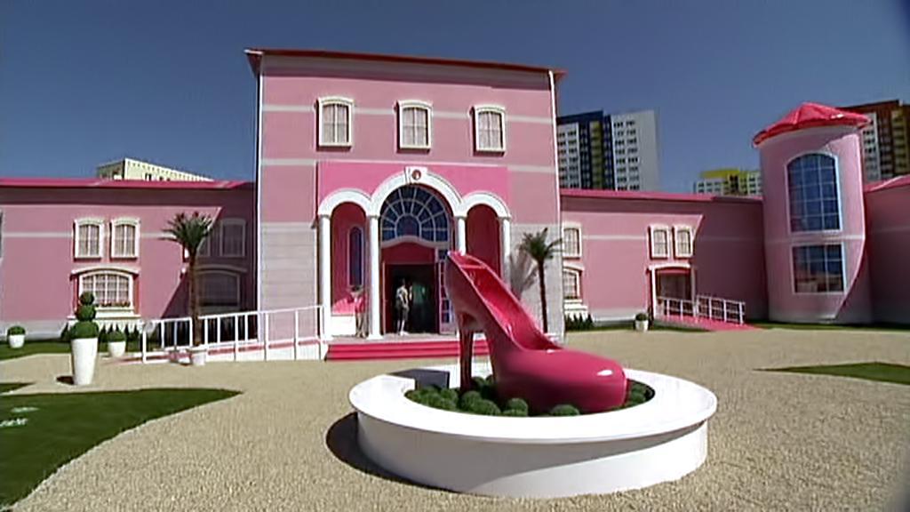 Dům pro Barbie v Berlíně