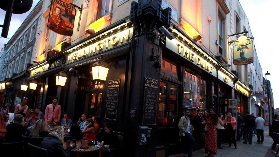 Anglický pub